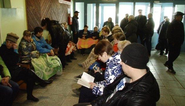 У Росії автотранспортне підприємство голодує на знак протесту