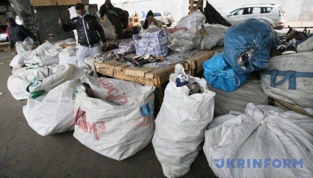 Експерт: Україна за обсягами імпорту секонд-хенду на третьому місці у світі