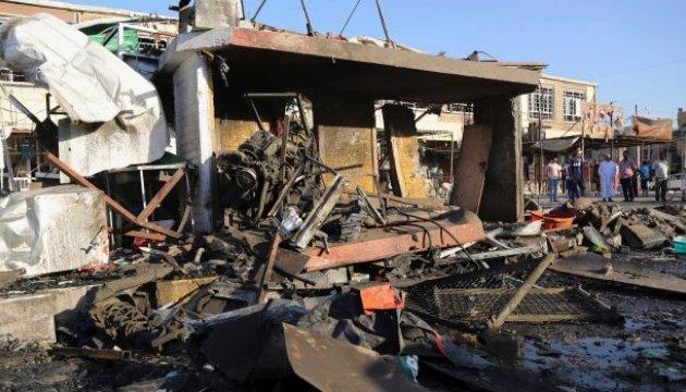 Вибухи в Багдаді: вже понад 20 загиблих