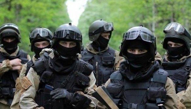 Охороняти Одесу на травневі прибула «Альфа» з АТО