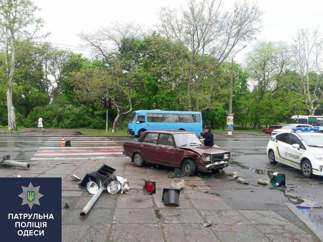 Фото: Патрульна поліція Одеси