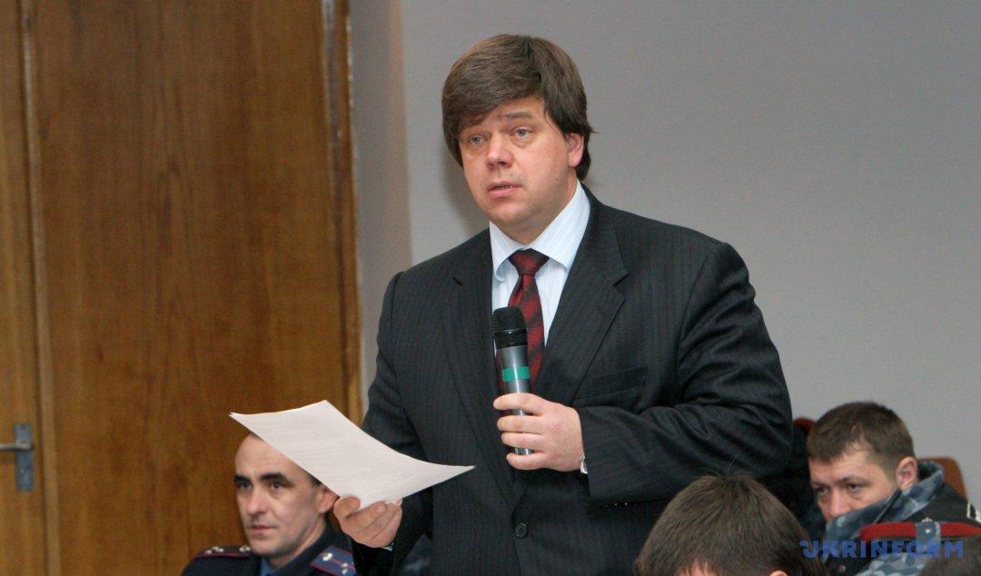 Фото: Николай Мякшиков, Укринформ