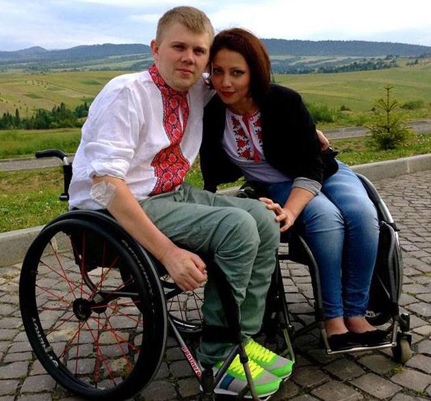 Уляна і Віталій Пчолкіни