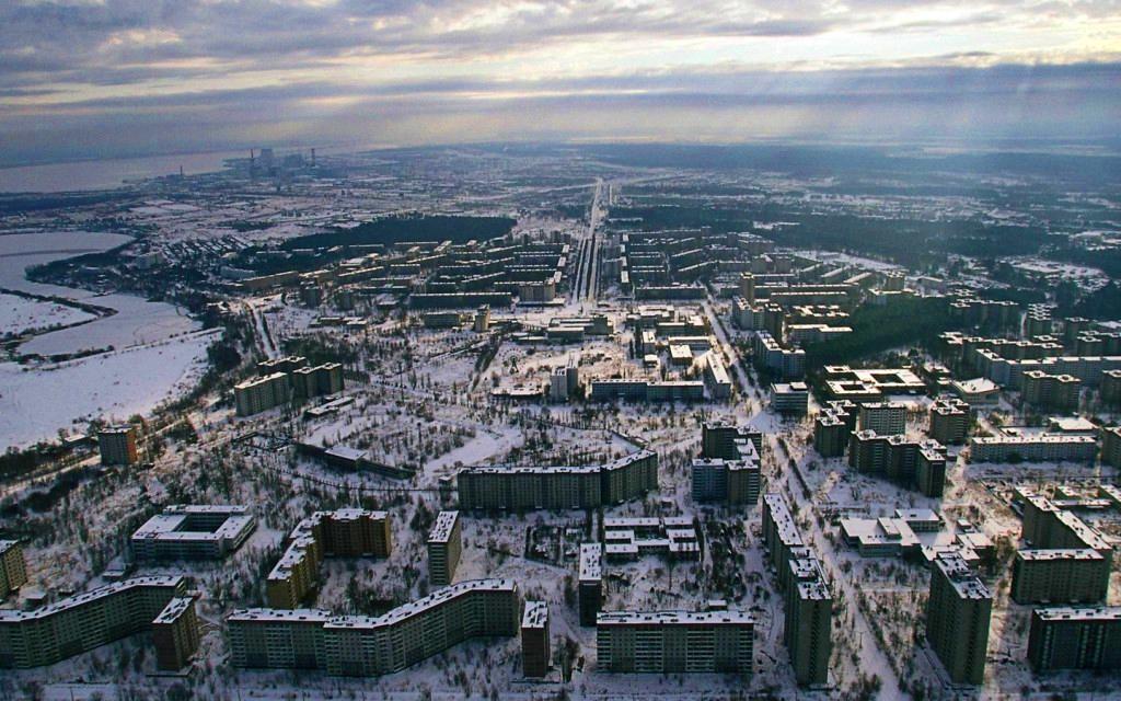 Місто Прип'ять
