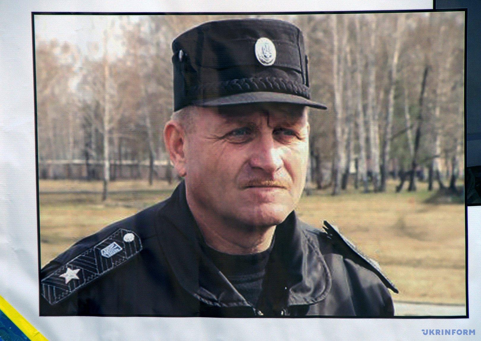 Герой України, генерал-майор Сергій Кульчицький