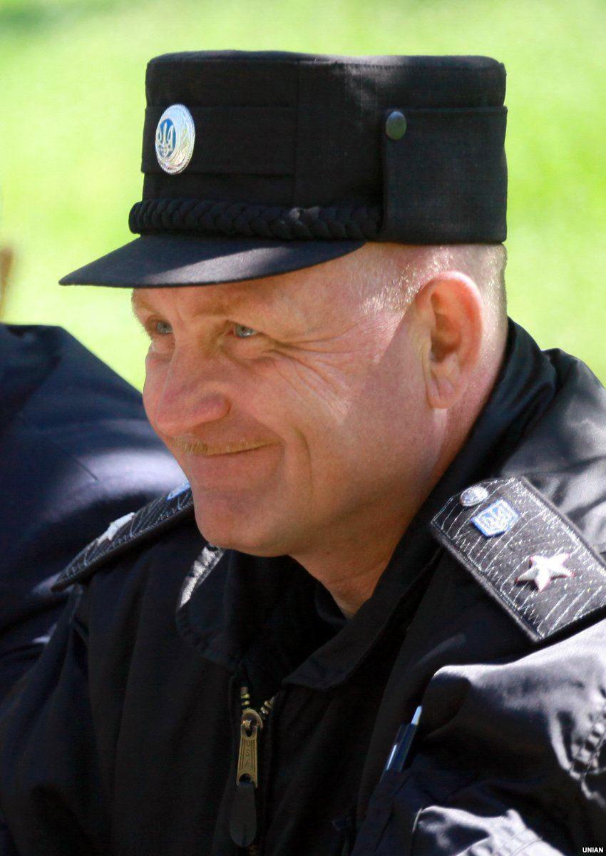 Генерал-майор Сергій Кульчицький