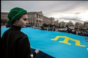 Сьогодні - День кримськотатарського прапора