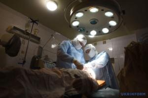 Мобільні шпиталі у зоні ООС отримали гуманітарну допомогу на півмільйона