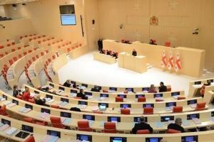 В Грузии оппозиционная партия отказалась входить в новый парламент
