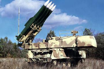 Transport von Buk-Raketensystem: Lkw-Fahrer sitzt seit 2 Jahren in ukrainischem Gefängnis