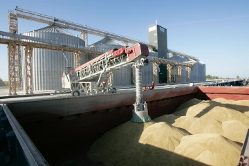 Singapore's Olam company plans to build grain terminal in Ukrainian port