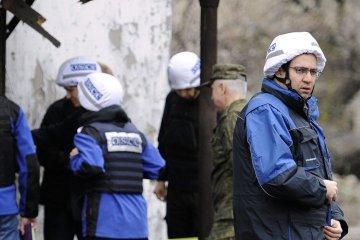 Les combattants pro-russes ont entravé le travail de la mission de l'OSCE à 62 reprises