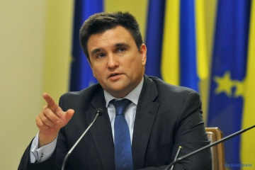 Klimkin paying official visit to Republic of Kenya