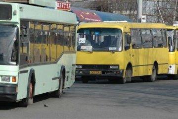 В Киеве проверили маршрутки — соглашения разорвали с 16 перевозчиками