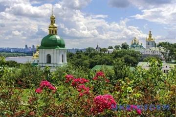 Kyjiw feiert Tag der Stadt