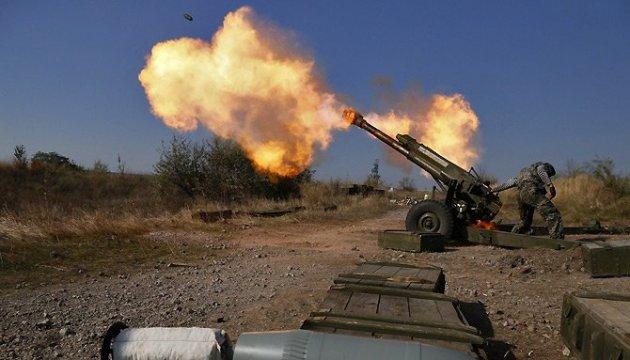 ATO-Gebiet: Rebellen verletzen 11 Mal die Waffenruhe