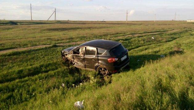У Миколаївській області внаслідок ДТП постраждали троє дітей
