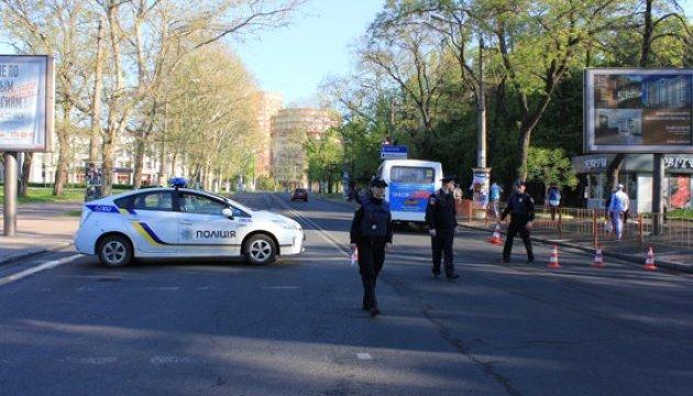 Одеська поліція розповіла, де перекрила рух