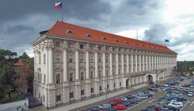 Прага підтверджує позицію про збереження антиросійських санкцій
