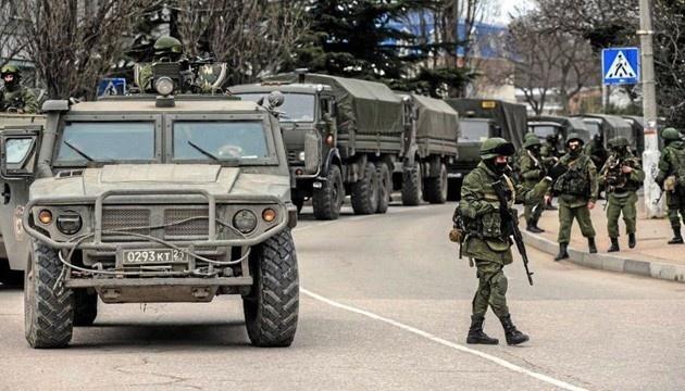 """Россия перебросила на Донбасс подразделения ГРУшников и """"Гвоздики"""""""