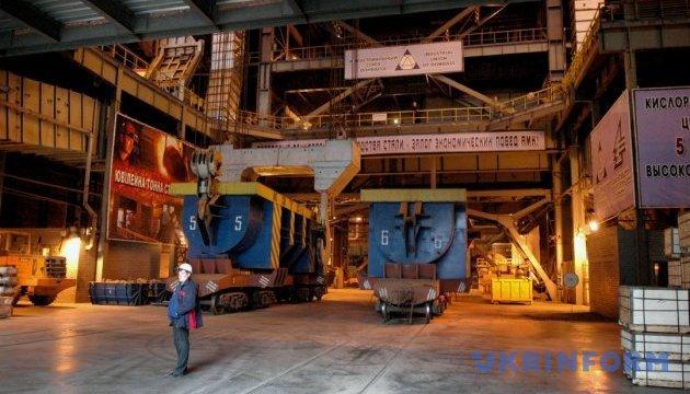 Торговая блокада: Алчевский меткомбинат приостановил работу на 10 дней