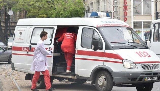 Теракт возле Дворца спорта: Одному из обвиняемых снова вызвали скорую