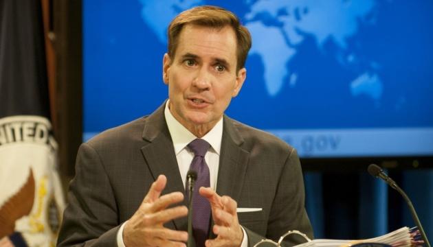 США тиснуть на Москву, щоб вона змусила Асада виконувати обіцянки