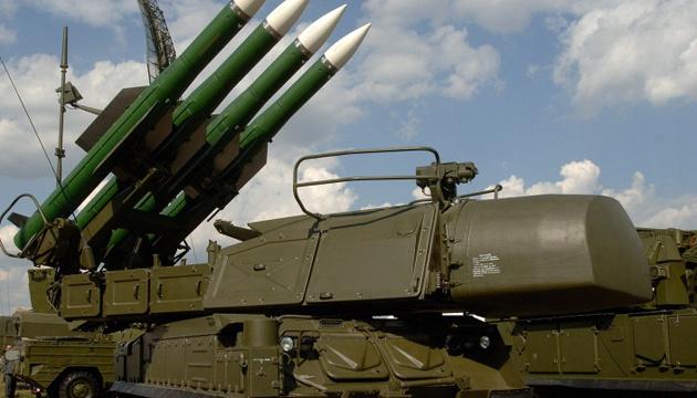 На Херсонщині перевірили готовність сил протиповітряної оборони