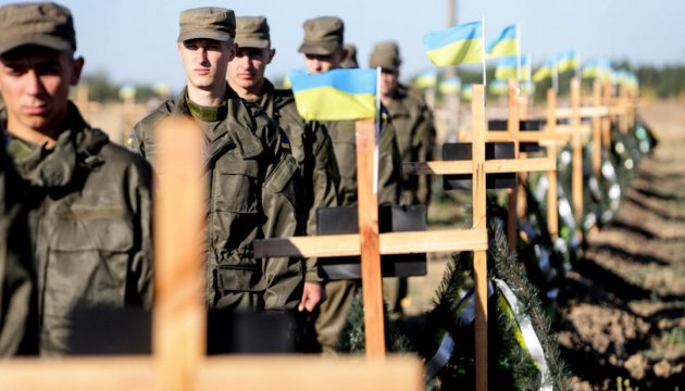 Two Ukrainian soldiers killed in ATO area in last day