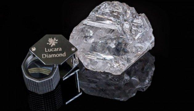 Найдорожчий діамант у світі продали за $63 млн