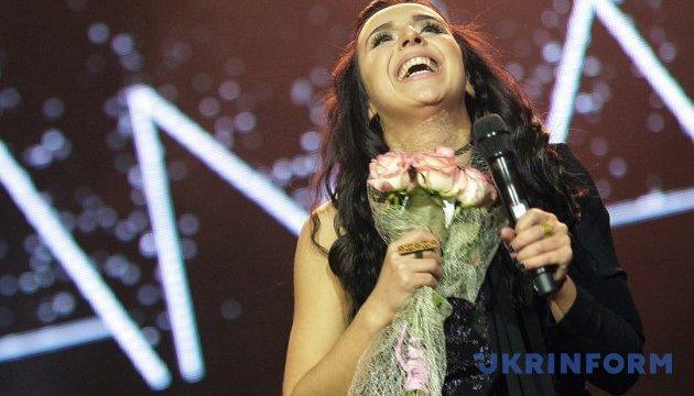 К выступлению Джамалы в Киеве устроят флешмоб