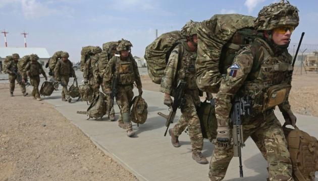 Британия передумала выводить свои войска из ФРГ