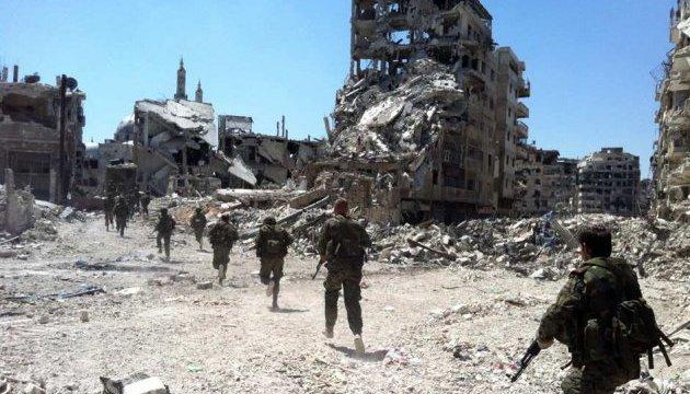 Сирійська армія відбила в ісламістів місто Тадеф