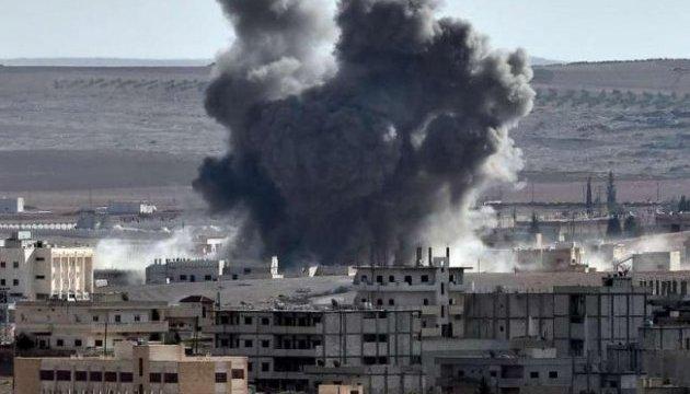 У Сирії від авіаудару по школі загинули 33 людини
