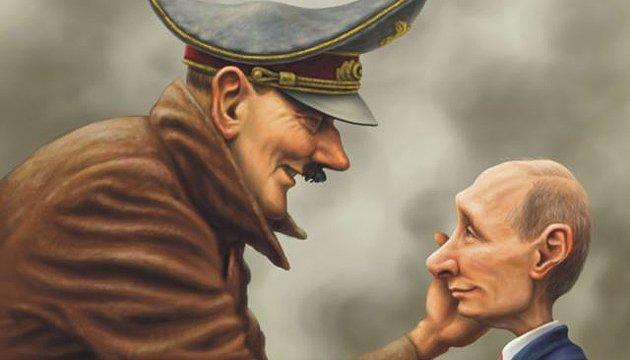Польські ЗМІ найчастіше прирівнюють Путіна до Гітлера