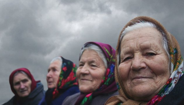 Social Policy Ministry: 965,000 pensioners moved to Ukrainian government control territories