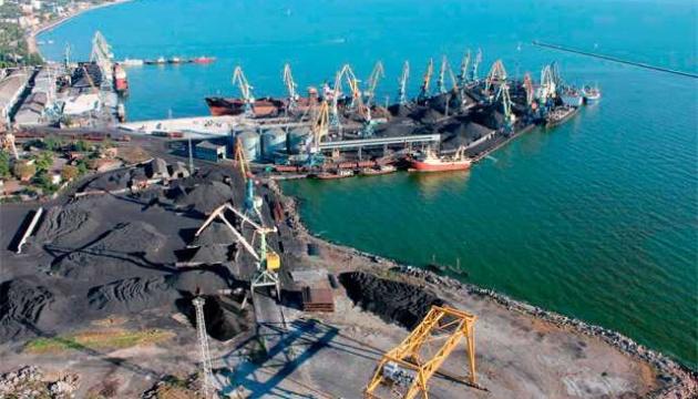 Омелян повідомив про зміни у роботі портів на Азовському морі