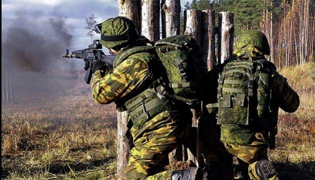 Бойовики намагалися прорвати позиції сил АТО біля Мар'їнки