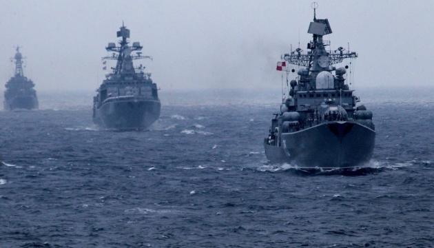 Росія та Китай розпочинають військові навчання у Південно-Китайському морі