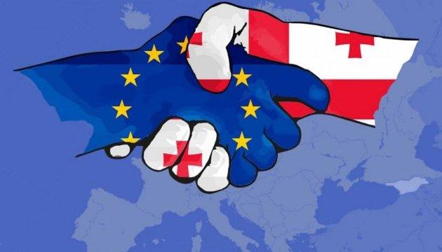 Сьогодні ЄС остаточно затвердить безвіз для Грузії