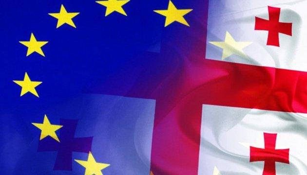 Євросоюз дасть Грузії €45 мільйонів допомоги