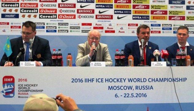 ЧС-2016 з хокею: тренерський штаб Росії поки що без георгіївських стрічок