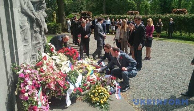 В Брюсселе откроют монумент в память о жертвах терактов