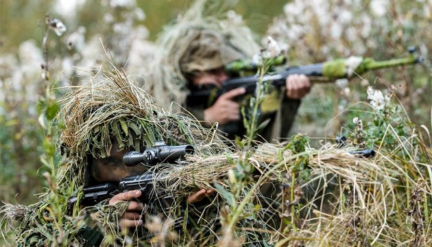 Militants launch 51 attacks on ATO troops in eastern Ukraine