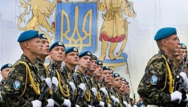Муженко привітав українську армію з Днем Соборності