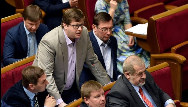 MP Aryev to publish data on Ukrainian companies cooperating with Russian aggressor