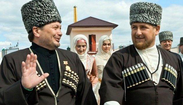 Путін знайшов роботу для брата Кадирова