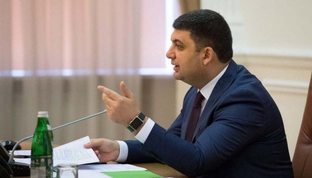Groysman, PACE President discuss reforms in Ukraine and human rights abuses in Donbas and Crimea