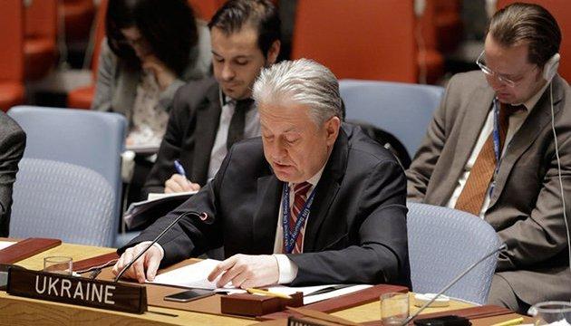 Україна в ООН: удари по Алеппо доводять руйнівну роль Росії