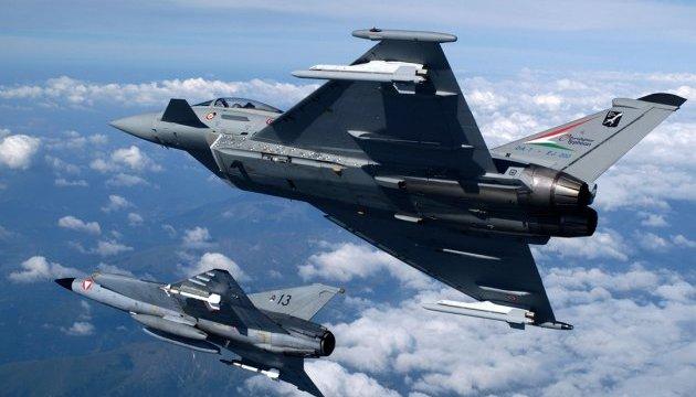 Итальянские истребители в Эстонии будут охранять небо над Балтией